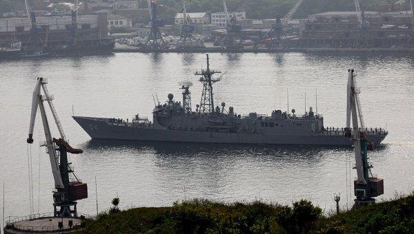 База Тихоокеанского флота. Архив