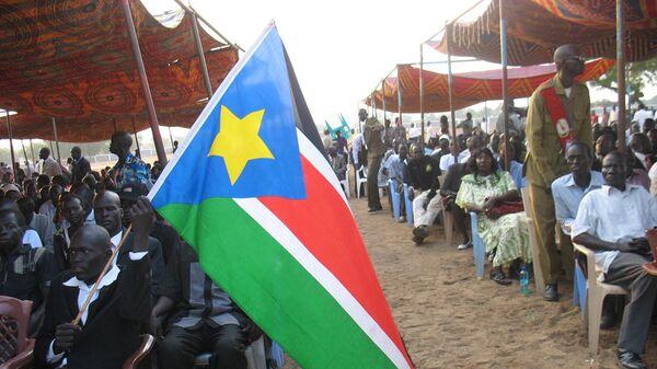 В Южном Судане. Архивное фото