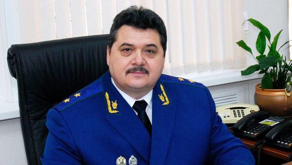 Главный прокурор Москвы Сергей Куденеев. Архивное фото