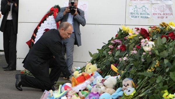 Премьер-министр РФ Владимир Путин совершает незапланированную рабочую поездку в Казань