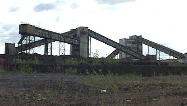 Шахта Северная в Воркуте, где произошел обвал