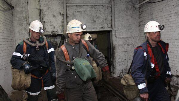 Спасательная операция на шахте Северная в Коми