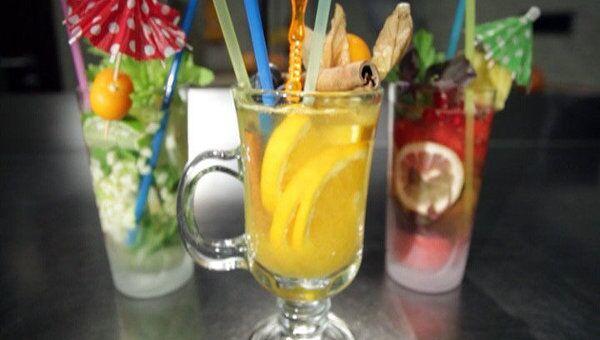 Рецепты освежающих напитков