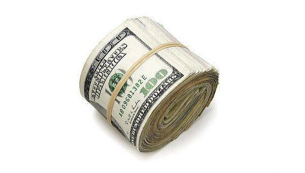 Средневзвешенный курс доллара на ЕТС вырос на 35,36 коп - до 32,46 руб