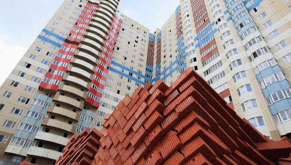 Строительство жилья. Архив
