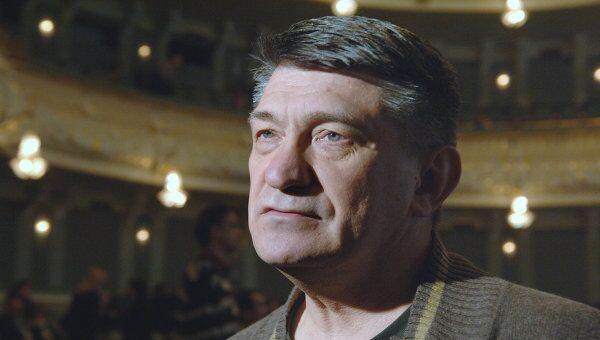Кинорежиссер Александр Сокуров