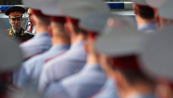 Нургалиев вновь заверил, что случайных людей в полиции не будет