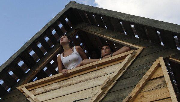 Фестиваль Архстояние-2011 в Калужской области