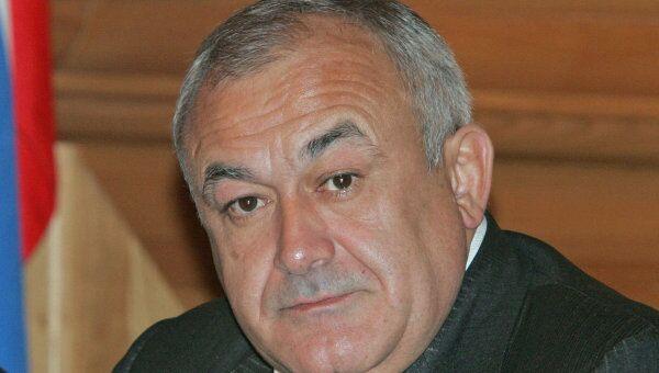Президент Северной Осетии Таймураз Мамсуров
