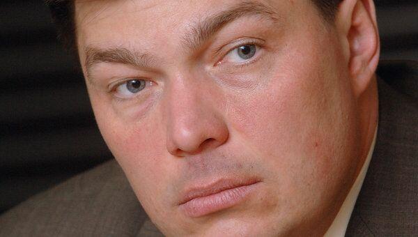 М.Маргелов на презентации Фонда подготовки кадрового резерва Государственный Клуб