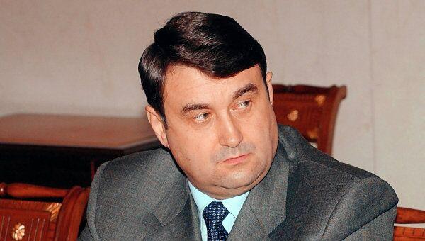 Министр транспорта и связи РФ Игорь Левитин