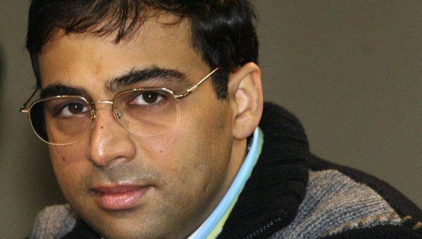 Шахматист Вишванатан Ананд