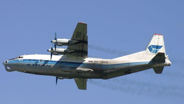 Самолет АН-12. Архив