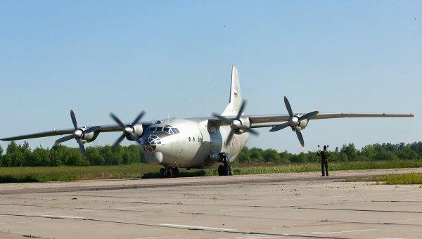 Военно-транспортный самолет Ан-12. Архиы