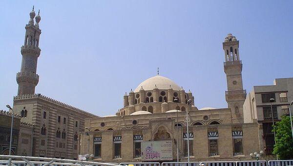 Университет Аль-Азхар в Каире. Архивное фото