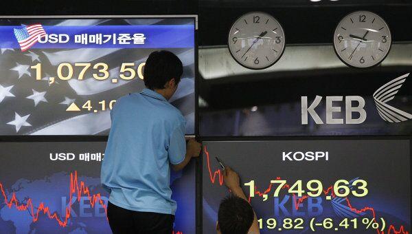 Корейская фондовая биржа