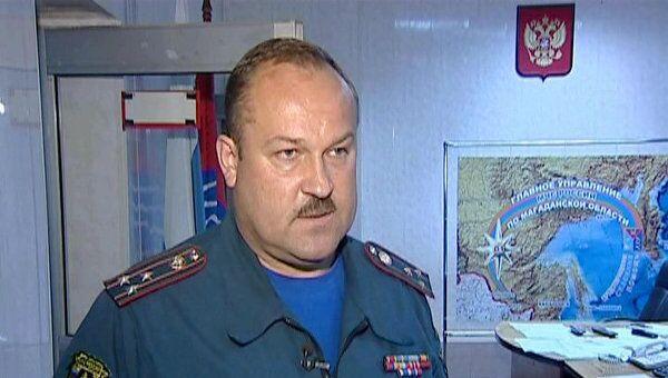 Спасатели продолжают поиски Ан-12 - начальник ГУ МЧС по Магаданской области