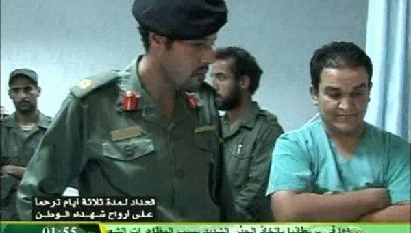 Хамис Каддафи. Архив