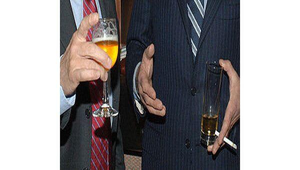 Власти намерены к 2020 г вдвое снизить потребление алкоголя населением