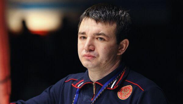 Эдуард Кравцов. Архивное фото