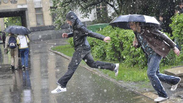 огода и непогода в России: жара на Таймыре и мороз в Ижевске