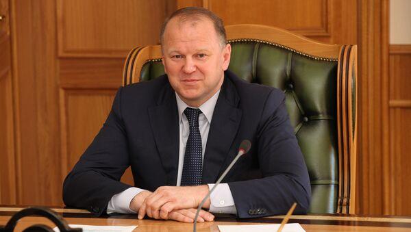 Губернатор Калининградской области Николай Цуканов