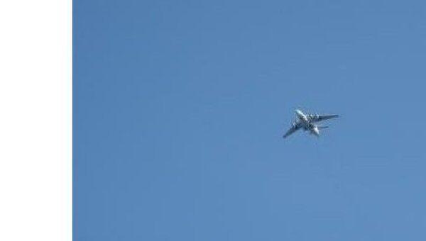Грузовой самолет ИЛ-76 совершил аварийную посадку в аэропорту Туношна