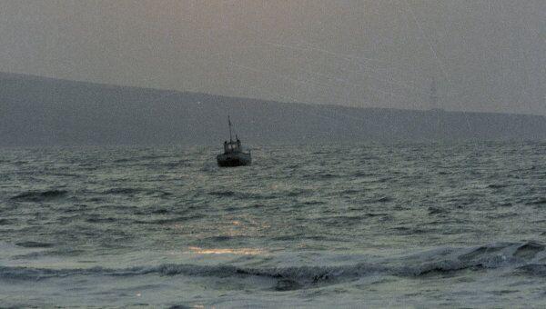 Спасен весь экипаж затонувшего у берегов Филиппин судна