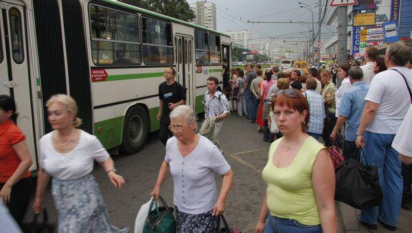 Бесплатные автобусы будут ходить между музеями Москвы в Ночь в музее