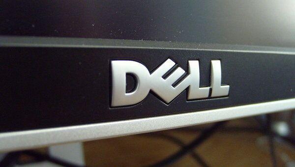 Логотип компании Dell. Архивное фото