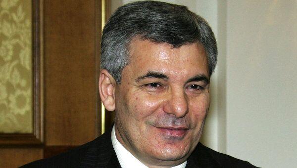 Президент Кабардино-Балкарской Республики Арсен Каноков. Архив