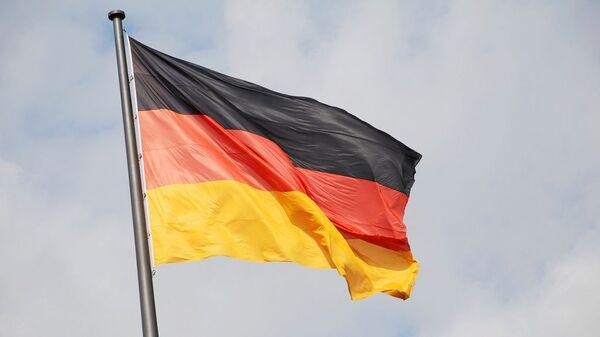 Флаг Германии. Архив