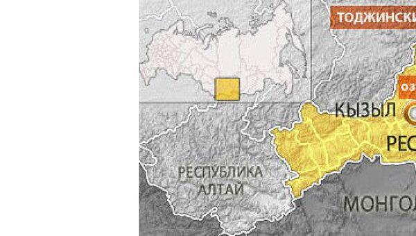 Самолет Ан-2 совершил жесткую посадку в Тоджинском районе Тувы