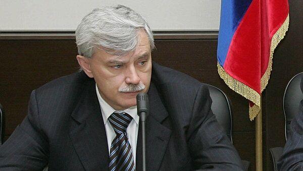 Георгий Полтавченко. Архив