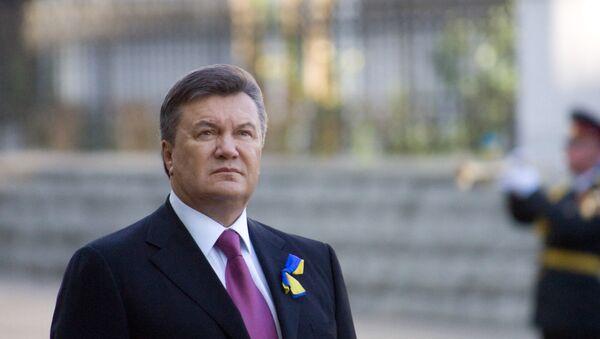 Янукович. Архивное фото