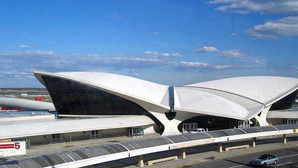 Аэропорт имени Джона Кеннеди. Архив