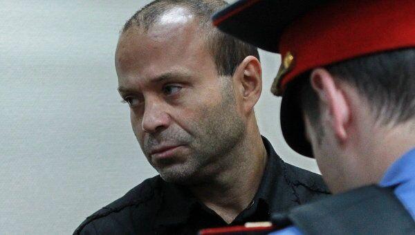 Арест подполковника милиции в отставке Дмитрия Павлюченкова