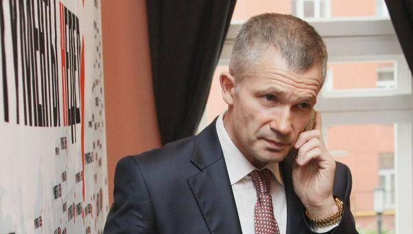 Адвокат Игорь Трунов. Архив