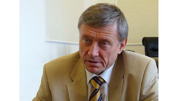 Генеральный секретарь Организации Договора о коллективной безопасности Николай Бордюжа. Архив