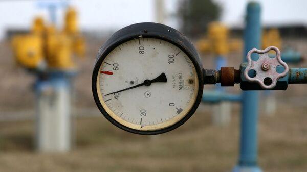 Газовая компрессорная станция Укртрансгаз в городе Боярка. Архив