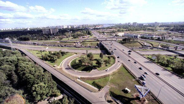 Ленинградское шоссе. Архив