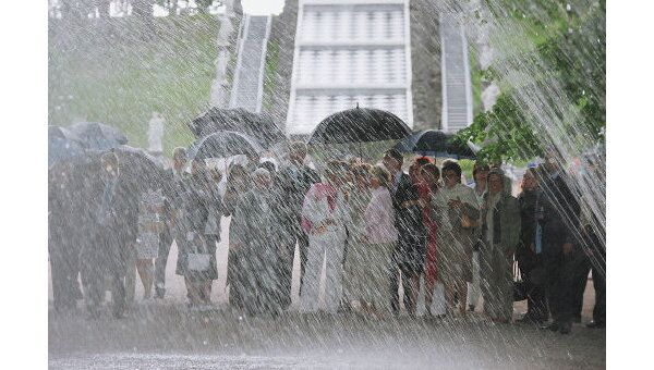 Дождь. Архив