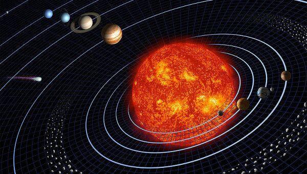 Солнечная система. Архив
