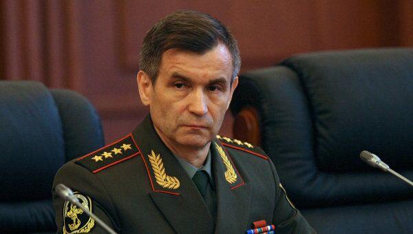 Министр внутренних дел РФ Рашид Нургалиев. Архив