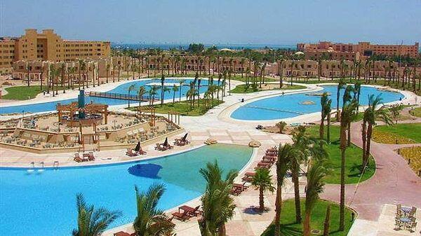 Отель Piramisa Blue Lagoon на египетском курорте Хургада