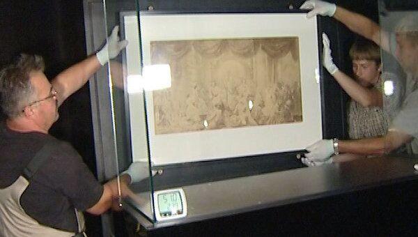 Первый в истории художественный фотоснимок показали на выставке в Москве