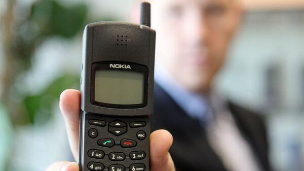 Сотовый телефон Nokia из коллекции МТС