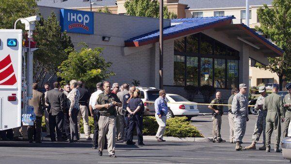 Мужчина открыл огонь по посетителям блинной в США, трое погибли