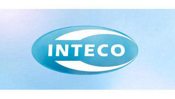 Логотип компании Интеко. Архив