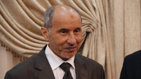 Мустафа Абдель Джалиль. Архив